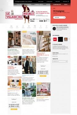 Sélection Du Site Le Village Du Meuble